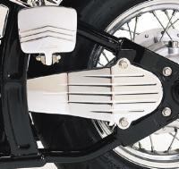 Jardine Drive Shaft Cover