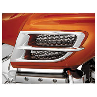 Show Chrome Accessories Fairing Accent Grill