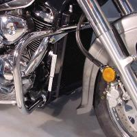 MC Enterprises Engine Guards for Suzuki Intruder