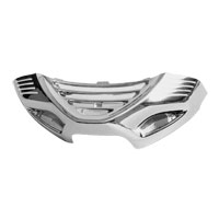 Show Chrome Accessories Lower Cowl Housing