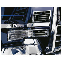 Show Chrome Accessories Air Vents