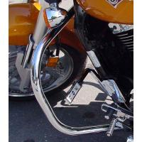 MC Enterprises Engine Guards for Kawasaki Mean Streak/ Suzuki Maruader