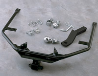 Show Chrome Accessories Complete Receiver Hitch Kit for GL1500