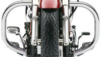 Cobra Fatty Chrome 1-1/2″ Freeway Bars