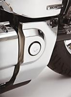 Show Chrome Accessories Swingarm Cover