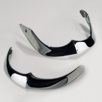National Cycle Chrome Front Fender Tip Set for Kawasaki VN1700 Vulcan
