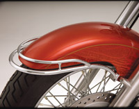Show Chrome Accessories Front Fender Rail for VTX1800R