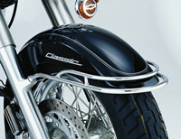 Show Chrome Accessories Front Fender Rail for Road Star