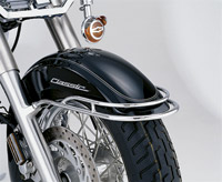 Show Chrome Accessories Front Fender Rail for Royal Star/Royal Star Venture