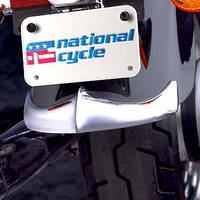 National Cycle Chrome Rear Fender Tip for Honda Valkyrie