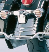Show Chrome Accessories Rear Fender Extension