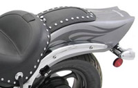 Mustang Studded Fender Bib for Suzuki M50