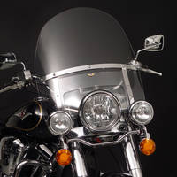 National Cycle Chrome Light Bar for Kawasaki