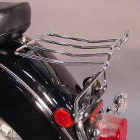 MC Enterprises Rear Fender Deluxe Mini Rack