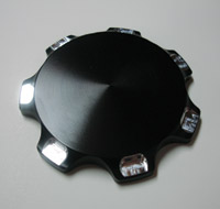 Joker Machine Smooth Gas Cap for Triumph