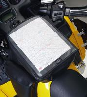 Hopnel Tank Bag with Map Pouch for GL1800 Gold Wing