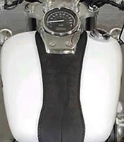Mustang Plain Tank Bib for Honda VT750 Spirit