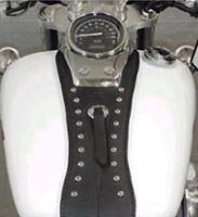 Mustang Studded Tank Bib for Honda VT750 Spirit