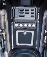Show Chrome Accessories Radio Side Accent Set