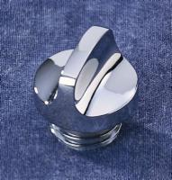 Show Chrome Accessories Oil Filler Caps