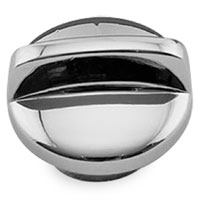 Show Chrome Accessories Oil Filler Cap