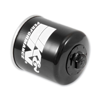 K&N Black Wrench-Off Oil Filter