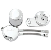 Jardine Oil Filter Relocation Kit