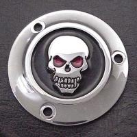 CAT LLC Skull Oil Filter Cover