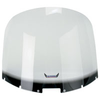 Slip Streamer Clear 17″ Windshield
