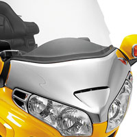 Show Chrome Accessories Windshield Garnish