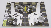 Memphis Shades Sportshield Polished Allen Key Mount Kit