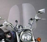 Slip Streamer 7/8″ & 1″ Viper Handlebar Mount Windshield