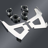 Memphis Shades Fats/Slim Polished Allen Key Mount Kit