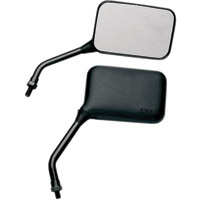 EMGO Black Universal Left Mirror