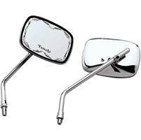 EMGO Universal Scrolled Left Mirror
