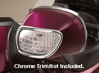 Show Chrome Accessories Clear Turn Signals for GL1800