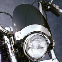 National Cycle Flyscreen Windshield, Dark Tinted