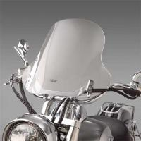 Show Chrome Accessories EZ Mount Cruiser Windshield