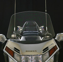 F4 Customs Speedglass Replacement Windshield