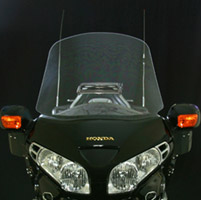 F4 Customs Replacement Windshield with Vent