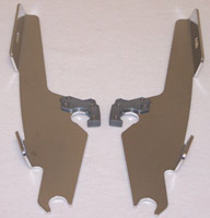 Memphis Shades Batwing Mounting Plates only for Yamaha
