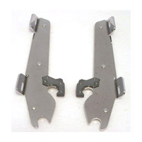 Memphis Shades Batwing Mount Plates for Honda