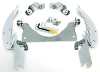 Memphis Shades Batwing Fairing Trigger-Lock Mount Kit for Suzuki