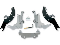 Memphis Shades Batwing Fairing Trigger-Lock Mount Kit for Kawasaki