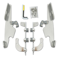Memphis Shades Batwing Fairing Trigger-Lock Mount Kit for Yamaha