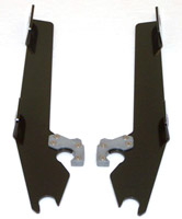 Memphis Shades Batwing Mount Plates for Yamaha