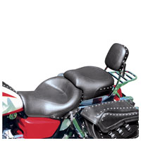 Mustang 2-piece Wide Studded Touring Seat