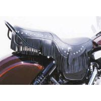Mustang Studded and Fringed Seat Cover