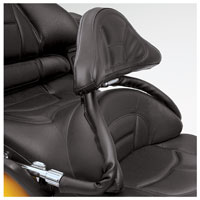 Show Chrome Accessories Backrest