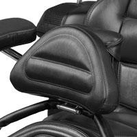 Show Chrome Accessories Driver Backrest Set